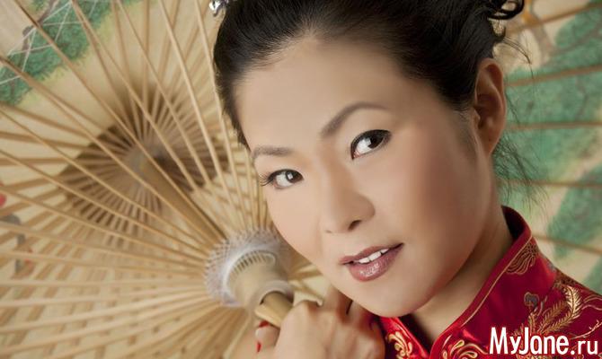 Азиатская красота