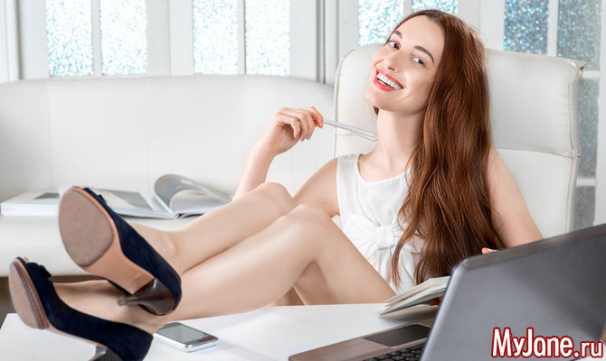 Сидячая работа: фитнес на стуле