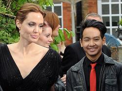 Джоли сделала 16-летнего сына продюсером фильма