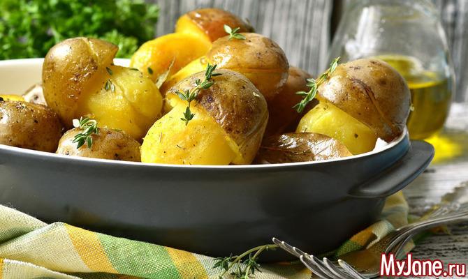 Картошка вместо еды?