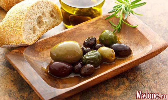 Маслины для здоровья и похудения