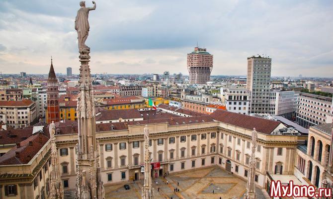 Куда сходить в Милане?