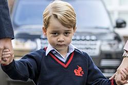 Принц Джордж не в восторге от школы