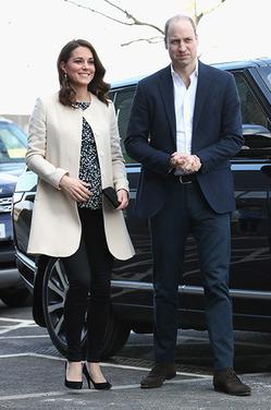 Принц Уильям и Кейт Миддлтон до сих пор не знают пол третьего ребенка