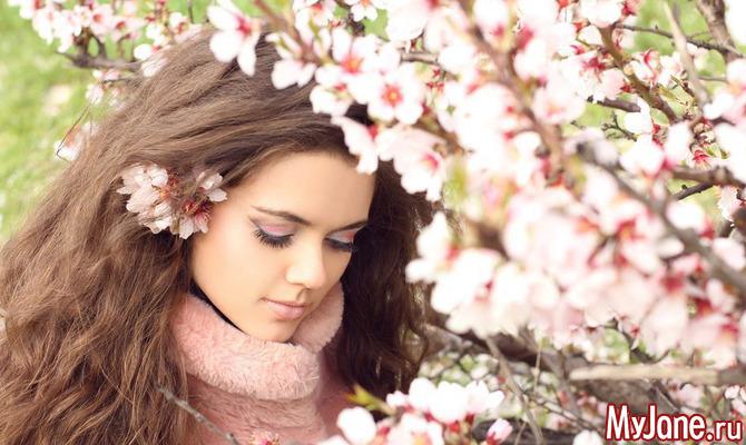 7 весенних секретов красоты