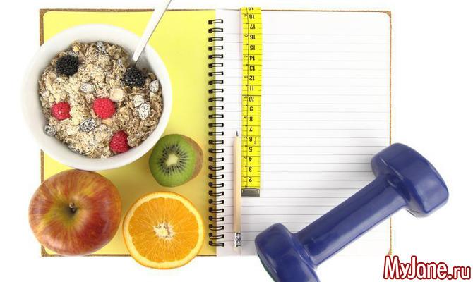 Секреты легкого похудения
