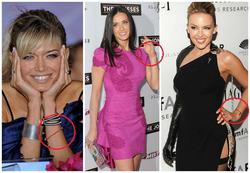 Красная нить на запястье - модный тренд?