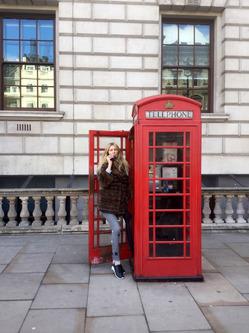 Дарья Погодина: «Лондон предлагает развлечения на любой вкус!»