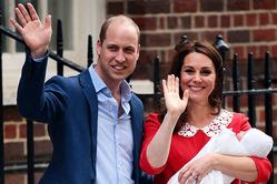 Кейт Миддлтон и принц Уильям объявили имя ребенка