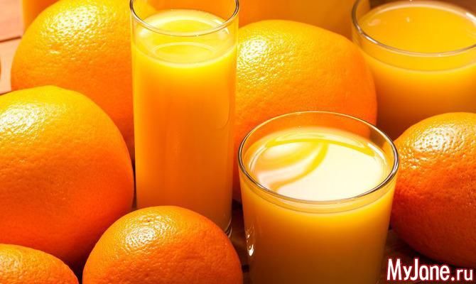 О чем говорит цвет овощей и фруктов? Желтый и оранжевый