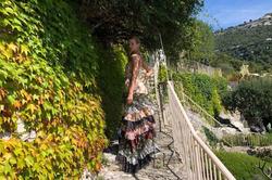 Екатерина Рокотова: каникулы на Лазурном берегу