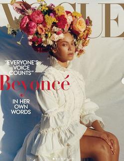 Милый бэкстейдж со съемок Бейонсе для Vogue