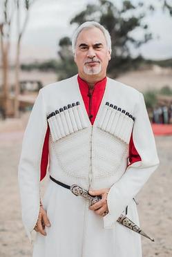 Валерий Меладзе попросил грузинское гражданство