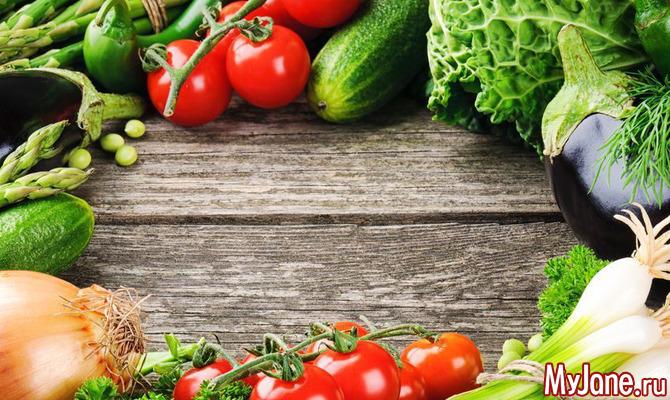 Выбираем лучшие огурцы и помидоры