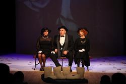 Театр «Миллениум»: любовный треугольник в спектакле «Неисправимый лгун»