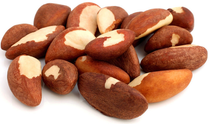 Орех любви – бразильский орех