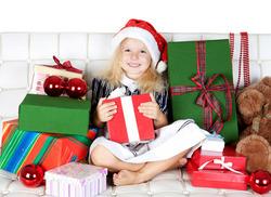 Про количество подарков ребёнку на Новый год
