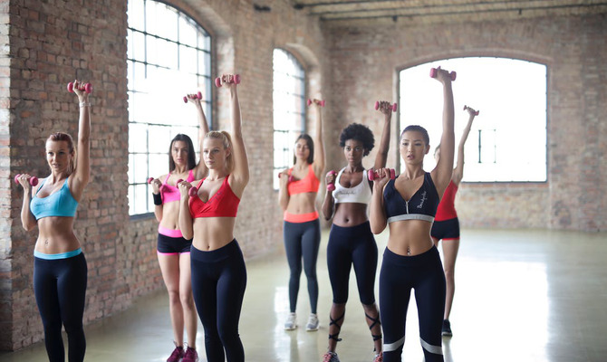 Upper body: тренируем верх тела
