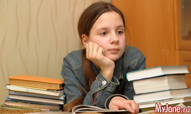Как делать с ребенком уроки?