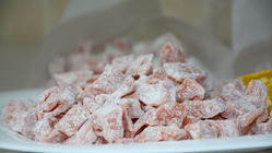 Полезные сладости вместо конфет - цукаты из тыквы и фруктовые чипсы