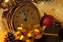 А как вы празднуете Новый Год?
