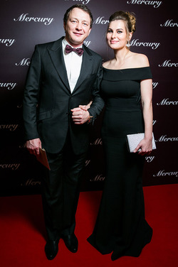 Марат Башаров избил свою молодую жену