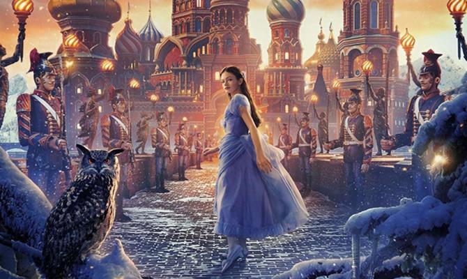 Новогодняя феерия нового «Щелкунчика» в кино