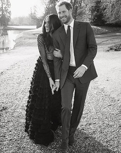 После свадебной церемонии принц Гарри и Меган Маркл поедут кататься по городу