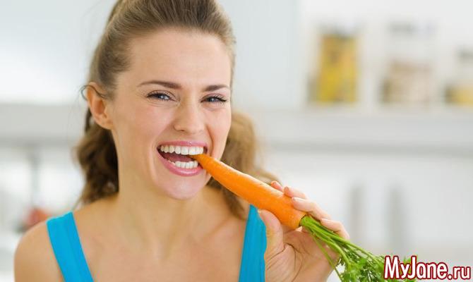Диеты на моркови: сладко и сытно