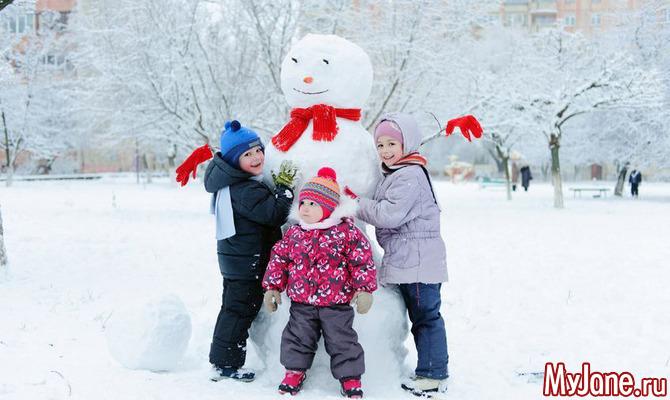 Снежный персонаж Нового года: 10 фактов о снеговиках