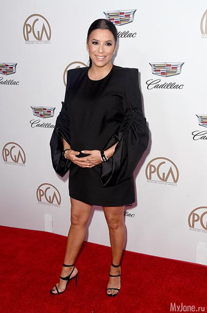 Беременная Ева Лонгория продолжает носить мини - Ева ... ева лонгория беременна