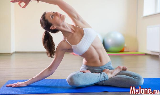 Инь-йога: самая женская школа йоги