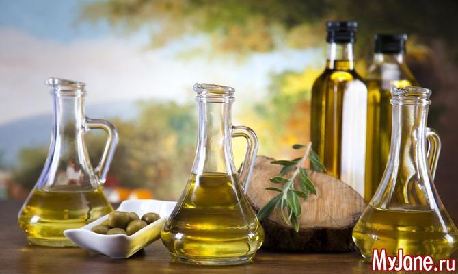 Растительные масла: преимущества разных видов