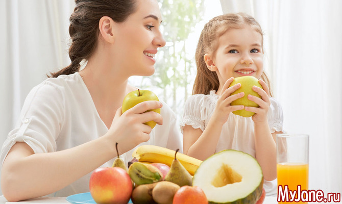 Самые вредные фрукты