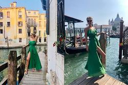 Дарья Погодина путешествует по Венеции