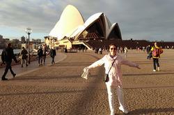 Илона Красавцева представила свою сольную программу в Сиднее