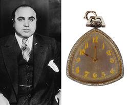 Какие часы выбирали самые известные гангстеры в мире?