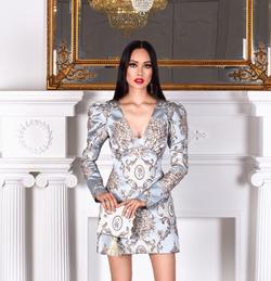 Вики Ли была признана одной из самых стильных в России