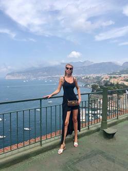 Дарья Погодина: «Приезжайте в Сорренто, и вы не пожалеете!»