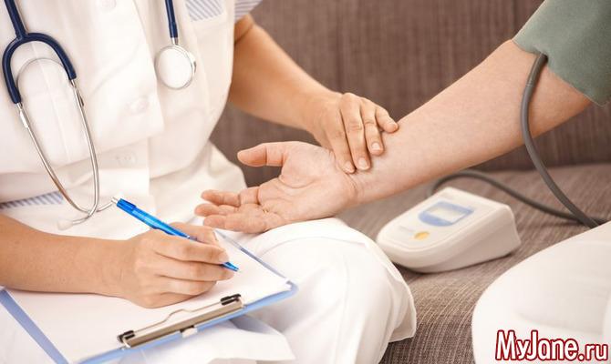 Профилактика и признаки инсульта