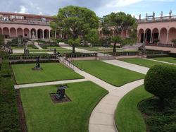 Музей Искусств в Сарасоте, штат Флорида.