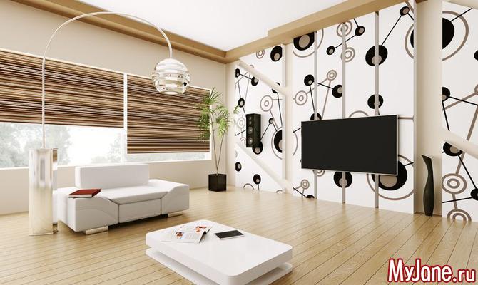 Высокие потолки: как организовать пространство дома