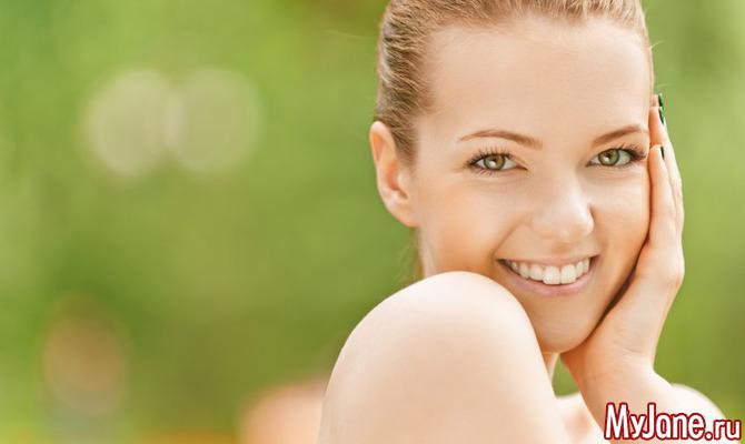 Уход за кожей лица в летнее время