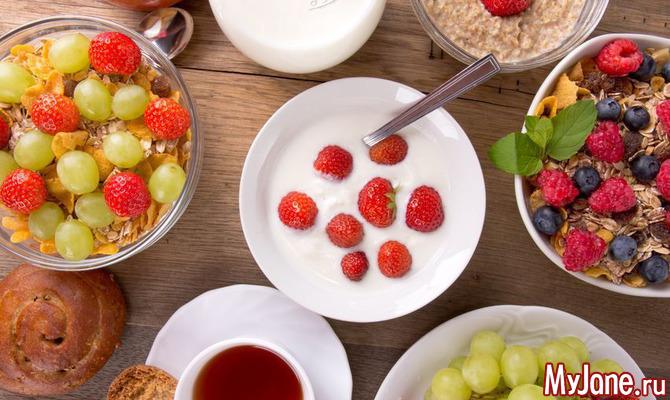 Вкусное питание для стройной фигуры
