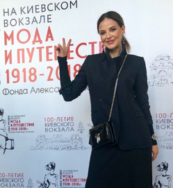 Наталия Власова посетила открытие выставки Александра Васильева
