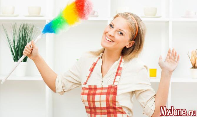 Миссия уничтожить: как победить пыль в доме