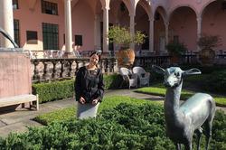 Илона Красавцева стала официальным голосом Музея Дали