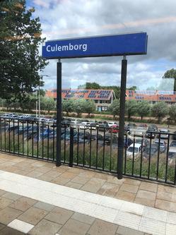 Culemborg - городок в сердце Голландии.