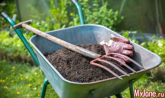 Куча мала: как сделать компост на даче