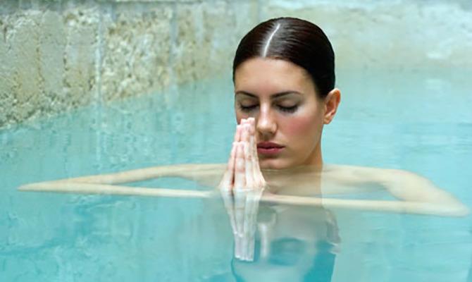Аква-йога: все начинается с воды